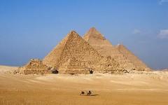Cairo Pirâmides