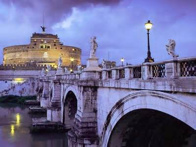 Roma - Castelo de St. Angelo