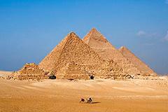 Cairo-Pirâmides