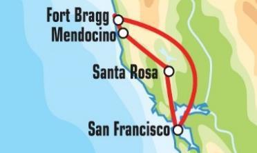 São Francisco napa 3 dias