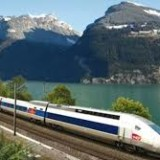 Trem Suiça 1