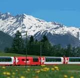 Trem Suiça